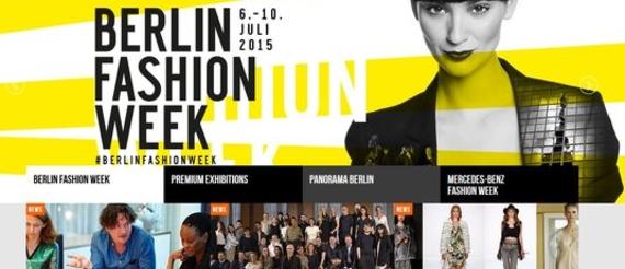 Berlin Fashion Week © Berlin Partner für Wirtschaft und Technologie GmbH