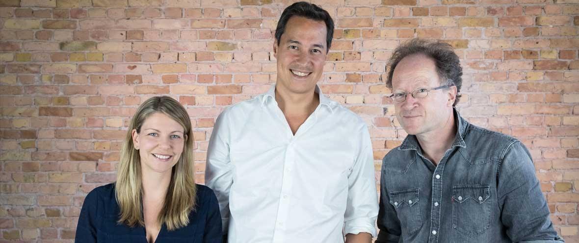 Ada Founders © Ada Health GmbH 2018