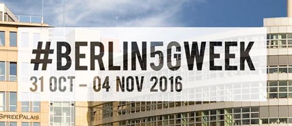 © The #Berlin5GWeek