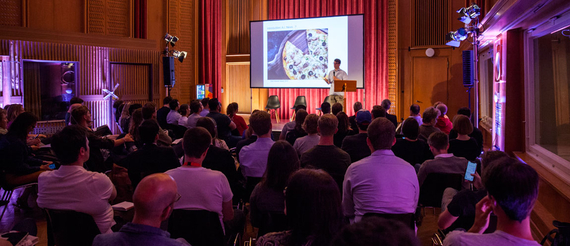 Digital Disruption: Learning Sessions for Startups and Mittelstand © TOA 2019 / Stefan Wieland