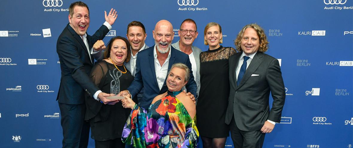 © Deutscher Schauspielpreis