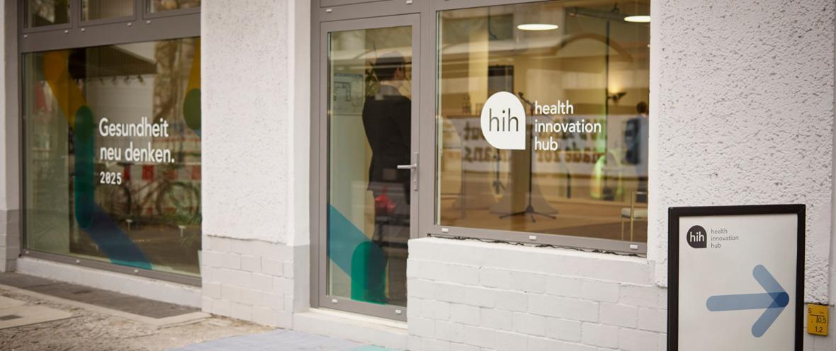 Health Innovation Hub ©Jan Pauls, HIH2025