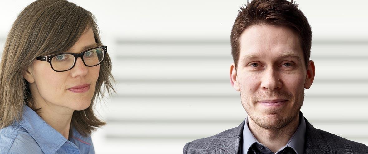 Nikola Richter und Jakob Jochmann © Klaas Posselt