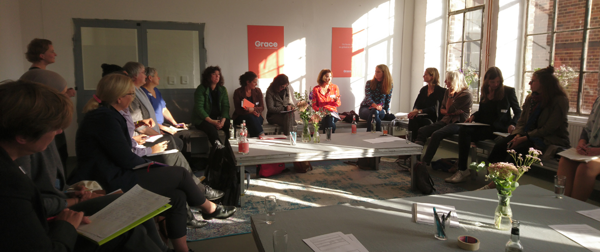 Roundtable: Women in Tech © Projekt Zukunft