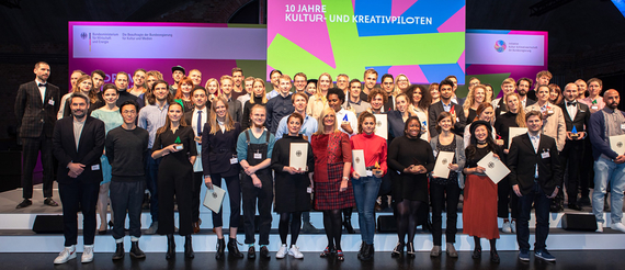 Kultur- und Kreativpiloten Deutschland 2019 © U-Institut / William Veder