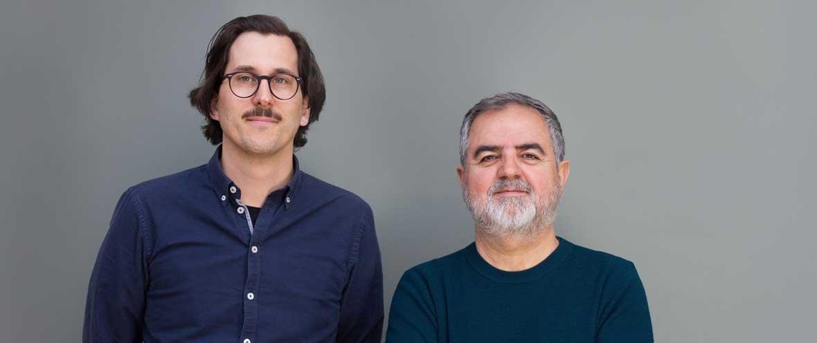 Gründer und CEO Masoud Kamali und CEO und Co-Founder Florian Kosak © Unicorn