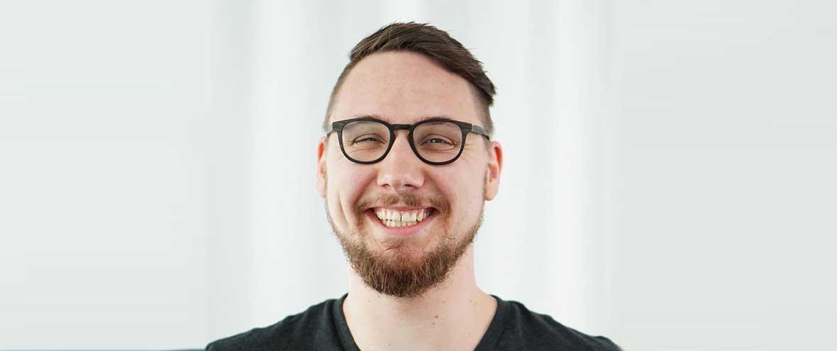 Janosch Sadowski, Co-CEO und Co-Founder von Kolibri Games © Kolibri Games