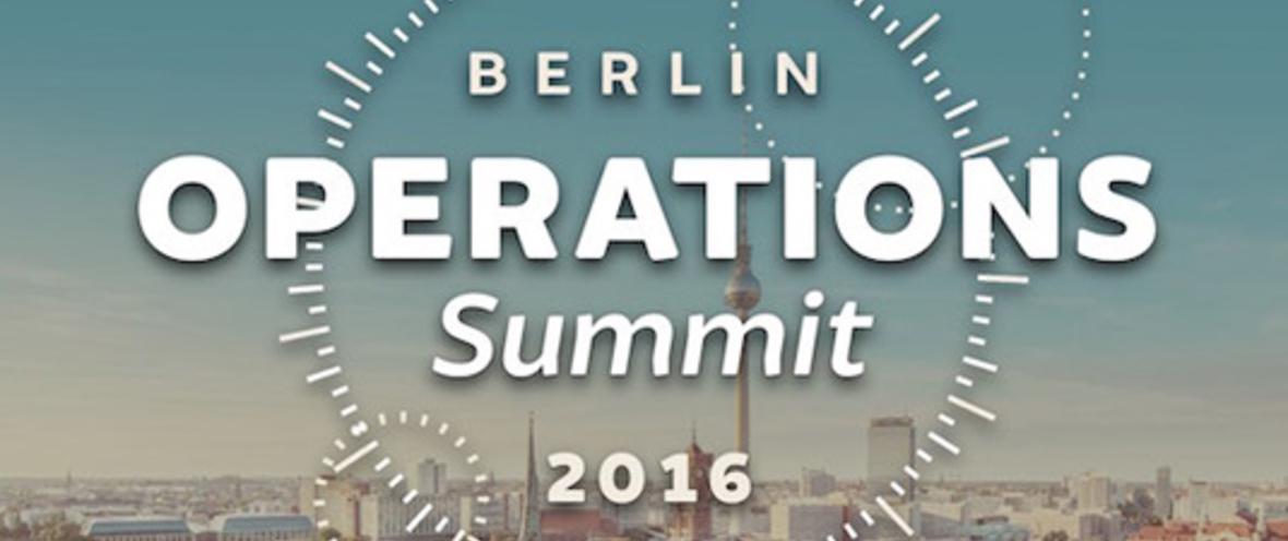 © Berlin OPS Summit