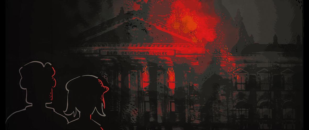 Through the Darkest of Times © Paintbucket Games