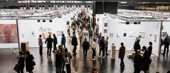 POSITIONS Berlin Art Fair 2017 in Arena Berlin © Oana Popa/Positions Berlin