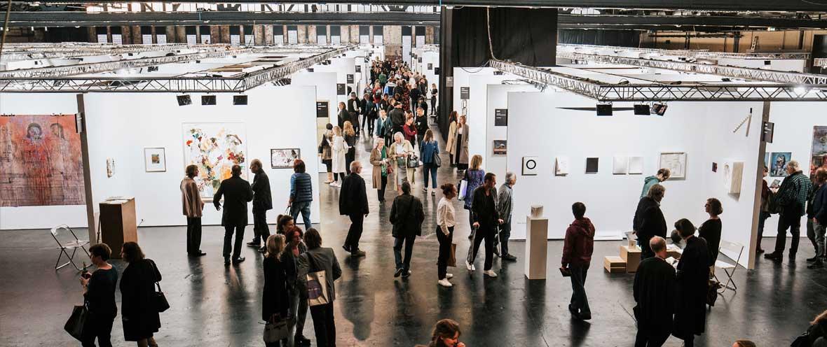 POSITIONS Berlin Art Fair 2017 in Arena Berlin © Oana Popa/Positions Berlin
