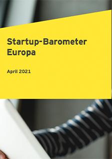 EY: Startup-Barometer Europa April 2021 © EY