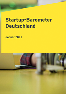 EY: Startup-Barometer Deutschland Januar 2021 © EY