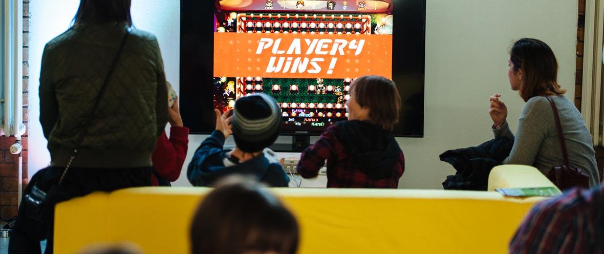 Gamesfest auf der gamesweekberlin © Grzegorz Karkoszka