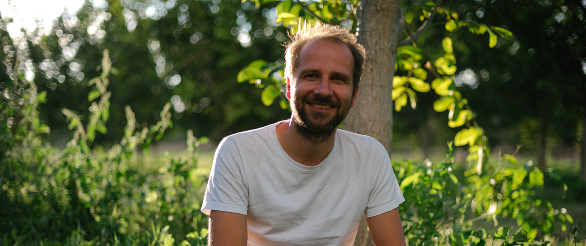 CEO und Entrepreneur Christian Kroll © Ecosia