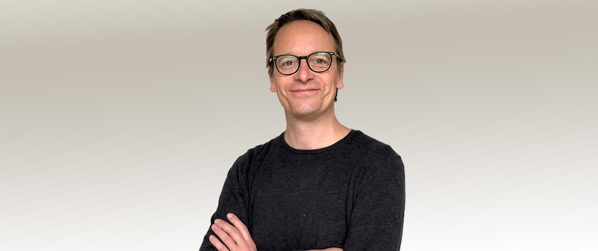 "Yves Bollinger, dem Director Digital Strategy and Innovation ""FTW"" © DDB"