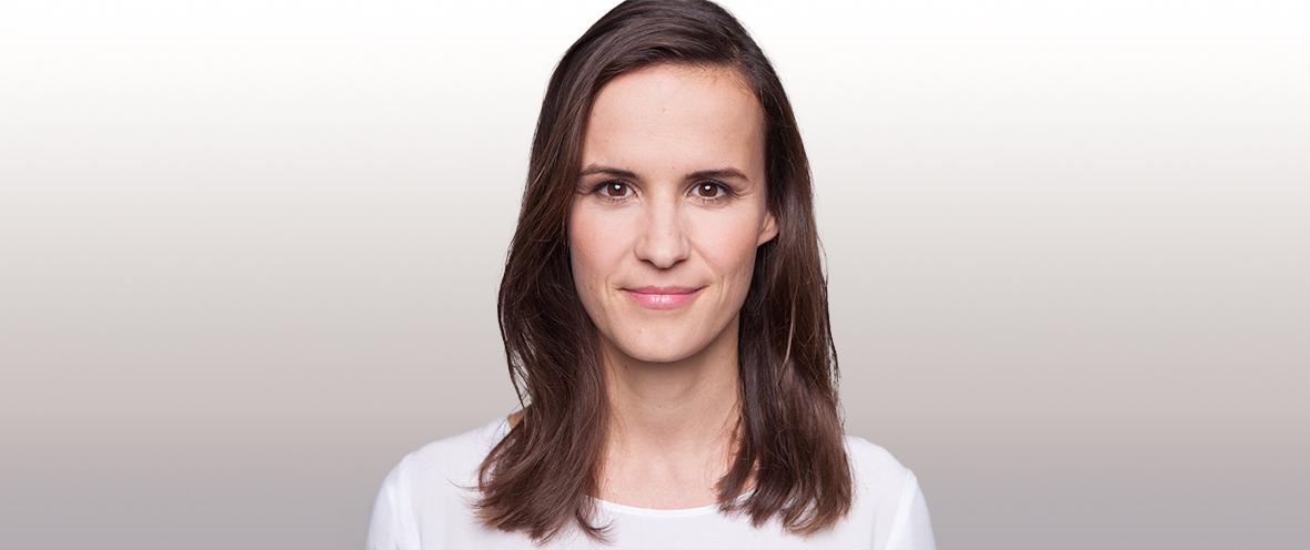 Dr. Eva Flecken, Direktorin der Medienanstalt Berlin-Brandenburg © Studio Monbijou
