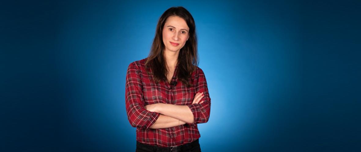 Karin Heinzl, Gründerin MentorMe © Projekt Zukunft / IgnoreGravity