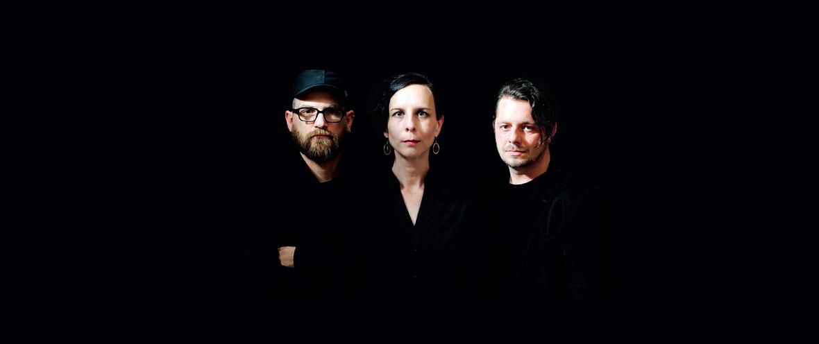 Jo Frank, Andrea Schmidt und Dominik Ziller, Verlagshaus Berlin © Verlagshaus Berlin