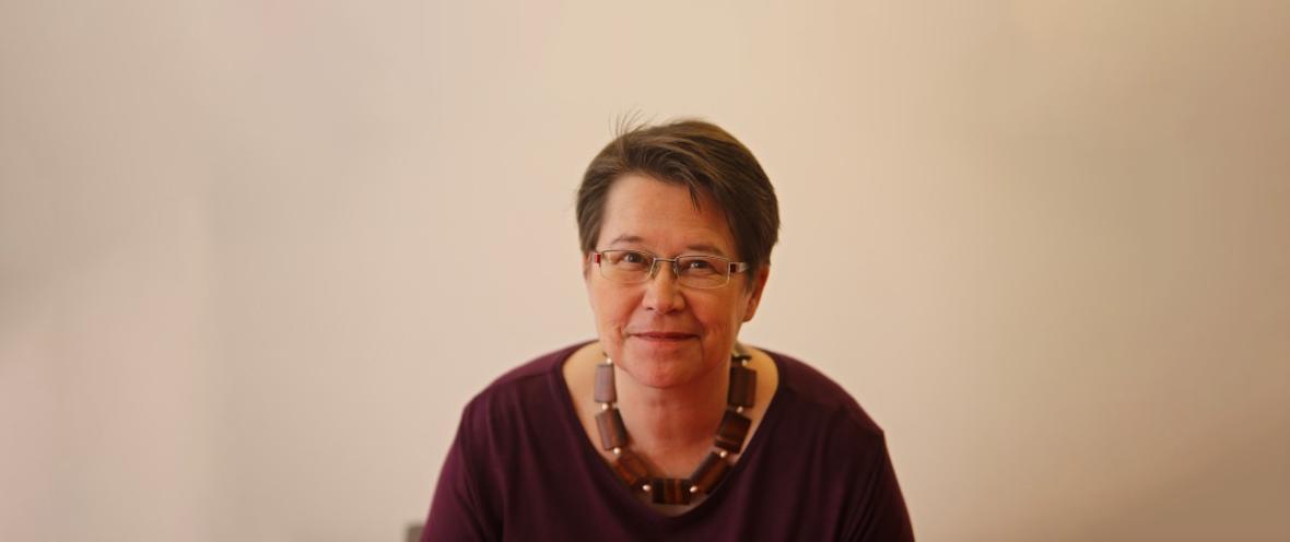 Johanna Hahn, Geschäftsführerin des Börsenvereins des Deutschen Buchhandels – Landesverband Berlin-Brandenburg e.V © Cordula Giese