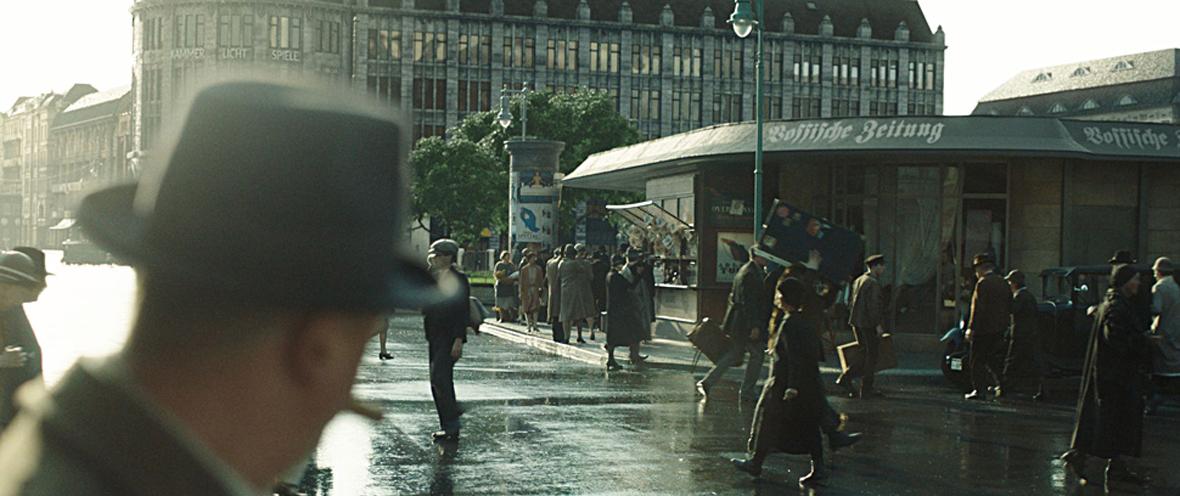 Babylon Berlin © Rise VFX