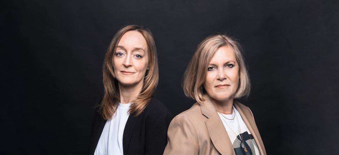DFFB Geschäftsführerinnen Marie Wilke und Catherine Ann Berger © Mathias Bothor