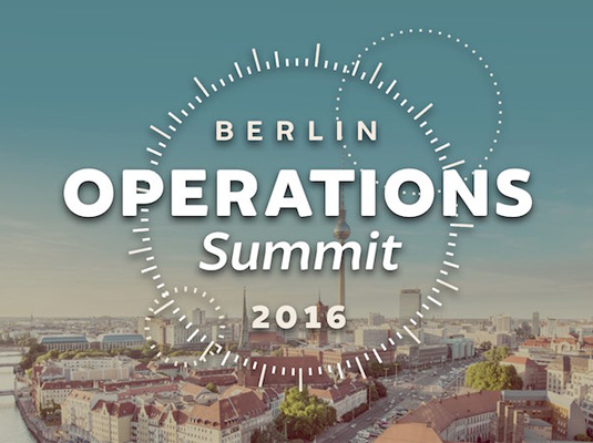 © Berlin OPS Summit