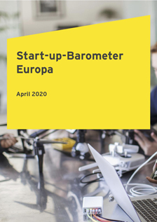 EY Startup Barometer Europa © EY