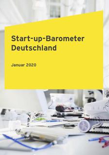 EY Startup Barometer Januar 2020 © EY