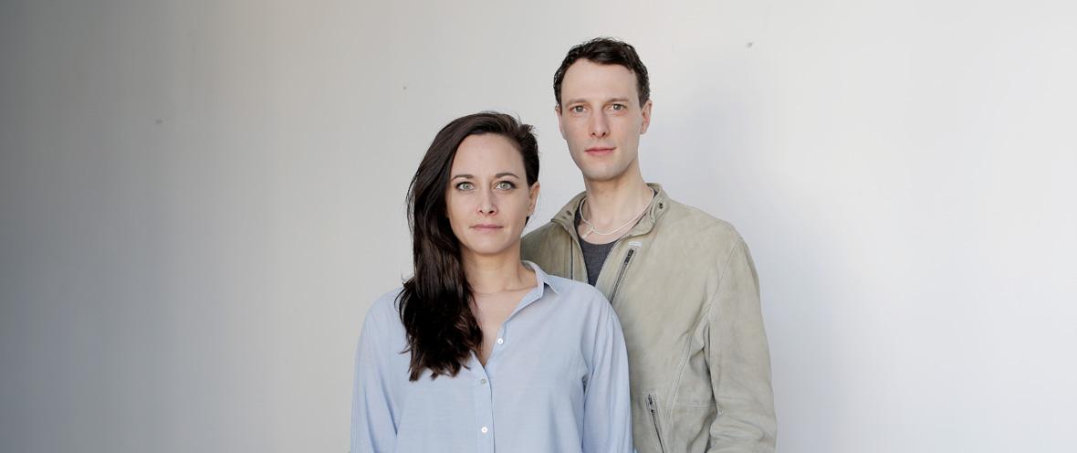 Melina Volkmann und Rolf Dereich von STUSU © STUSU