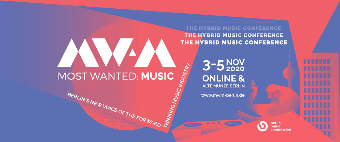 © Most Wanted: Music 2020 / Berlin Club Commission e.V.