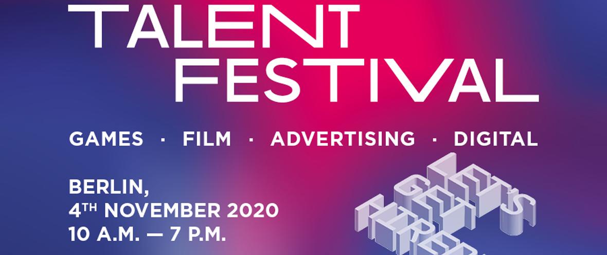 © Talent Festival 2020